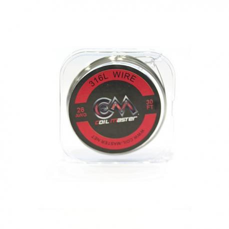 316L SS Wire - Coil Master