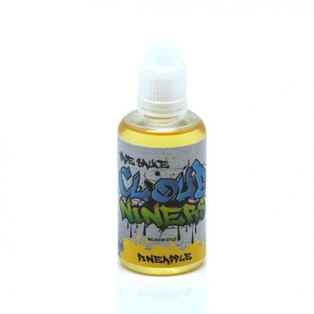 Pineapple 55 ml Vape Sauce Cloud niner's
