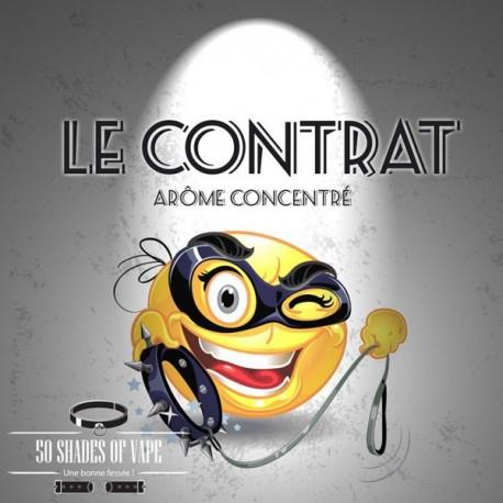 Arôme Concentré -Le Contrat 30 ml - 50 Shades of Vape