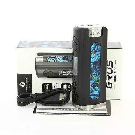 Box Grus 100W Lost Vape - Svapo Shop