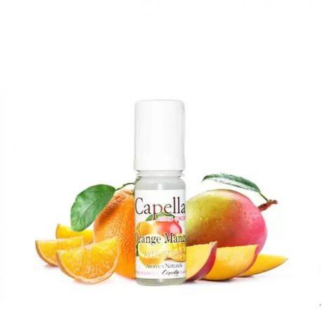 Concentré Orange Mango 10ml - Capella - Svapo Shop