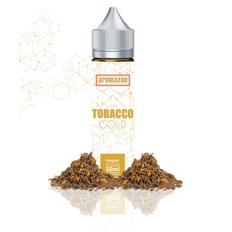 E LIQUIDE CLASSIC GOLD 50ML- AROMAZON - SVAPO SHOP