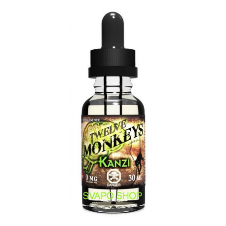 Kanzi - Twelve Monkeys Vapor