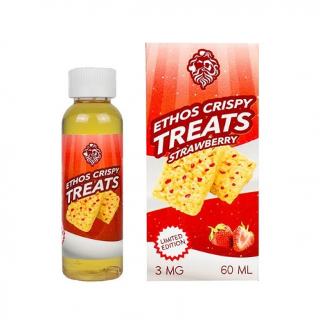 Ethos Crispy Treats Strawberry 60ml - Svapo Shop