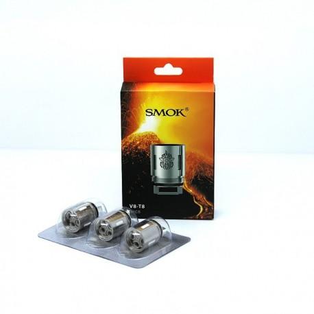 Résistances TFV8 Smok - Svapo Shop