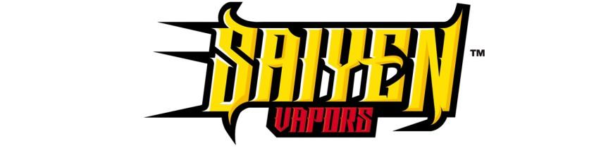 Saiyen Vapors by Swoke