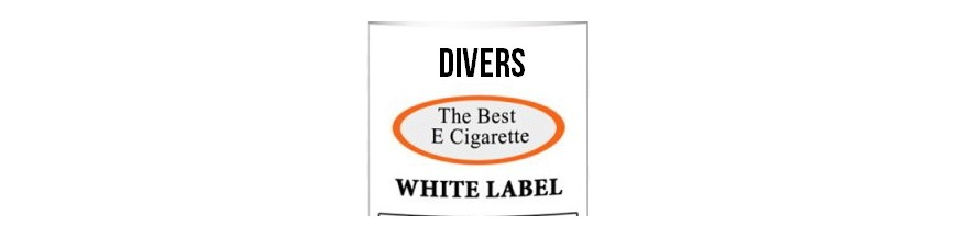 E-liquides Divers