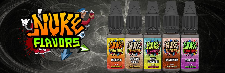 Arômes concentrés Nuke Flavors