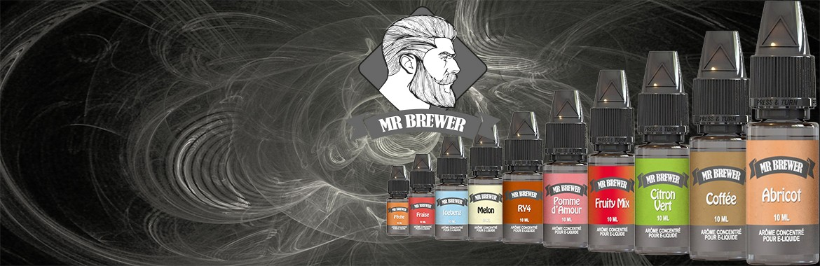 Arômes concentrés Mr Brewer 10ml